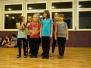 Świąteczne pokazy taneczne 2012